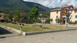 giardino piazza Ronzolani